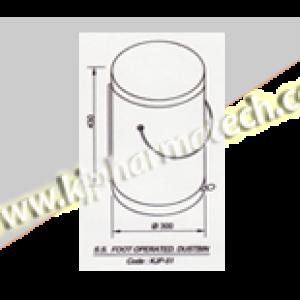 ss dustbin manufacturer and Suppleir