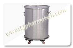 SS Powder Storage Container manufacturer in India, USA, UAE