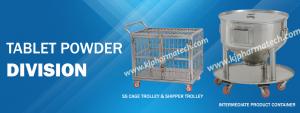 SS Pharma Equipment exporter